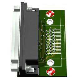 GigaFile - Adapter Typ 2b - SCSI extern