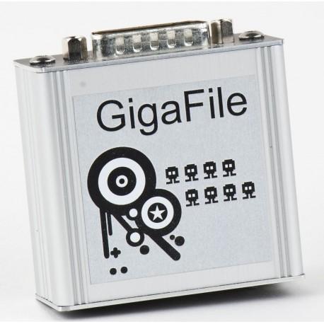 GigaFile SD-Card Festplatte - Fertiggerät