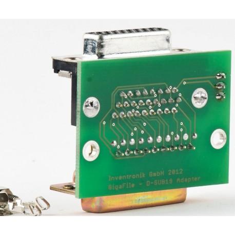 GigaFile - Adapter Typ 1a - ACSI extern